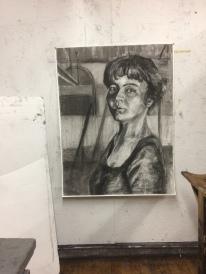 tonal self portrait
